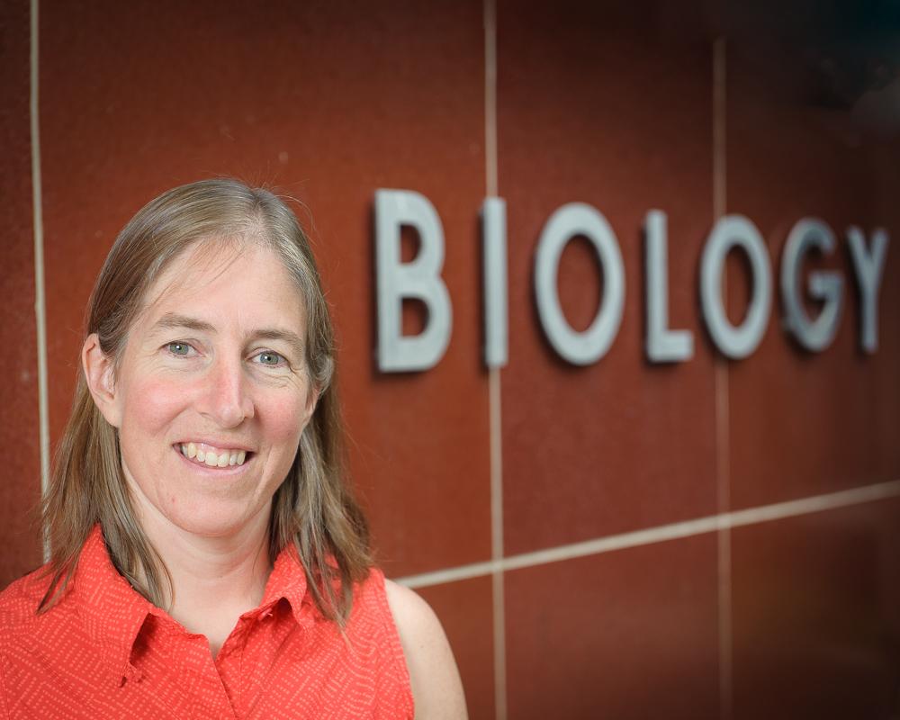 Photo of Professor Emily Standen