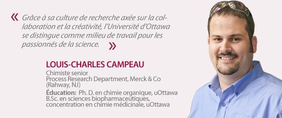 Témoignage de Louis-Charles Campeau