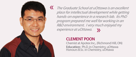 Testimonial from Clement Poon