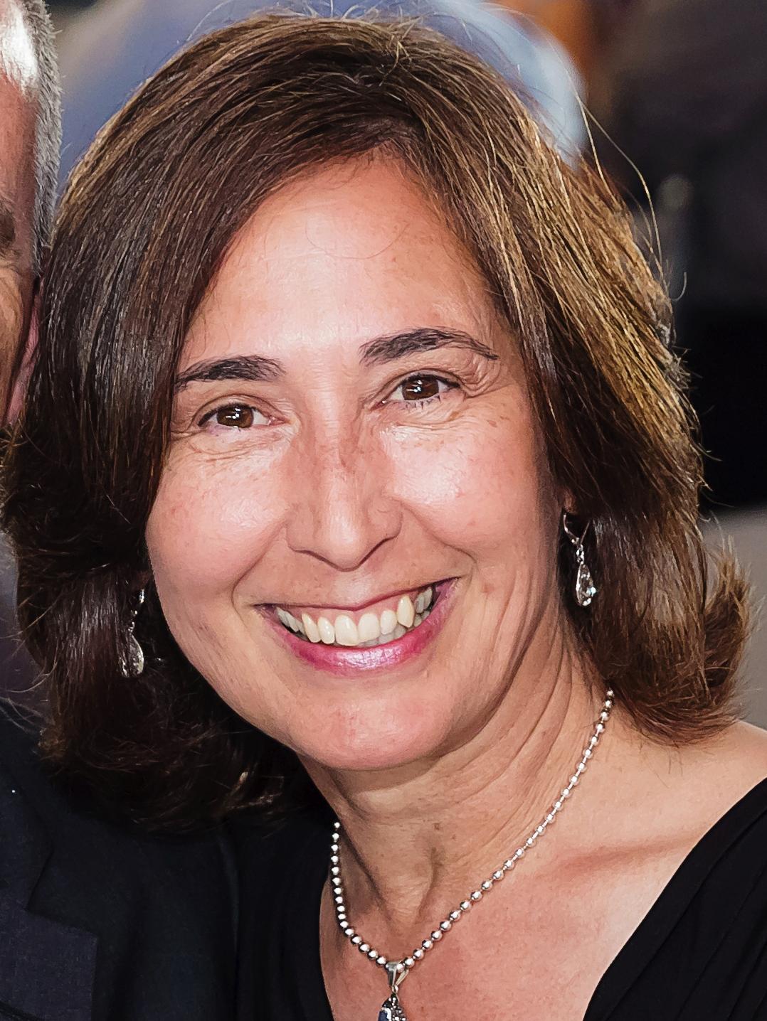 Photo of Patricia Wickham