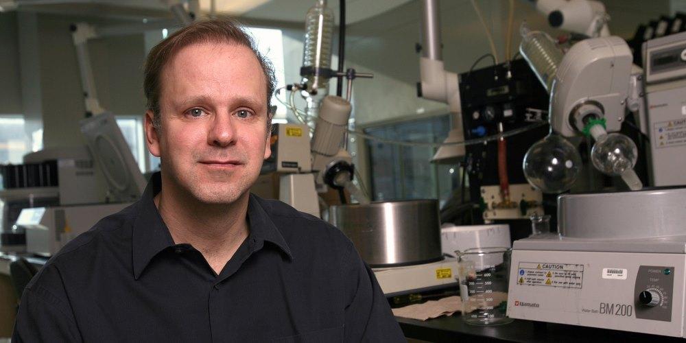 Jules Blais, professeur de biologie