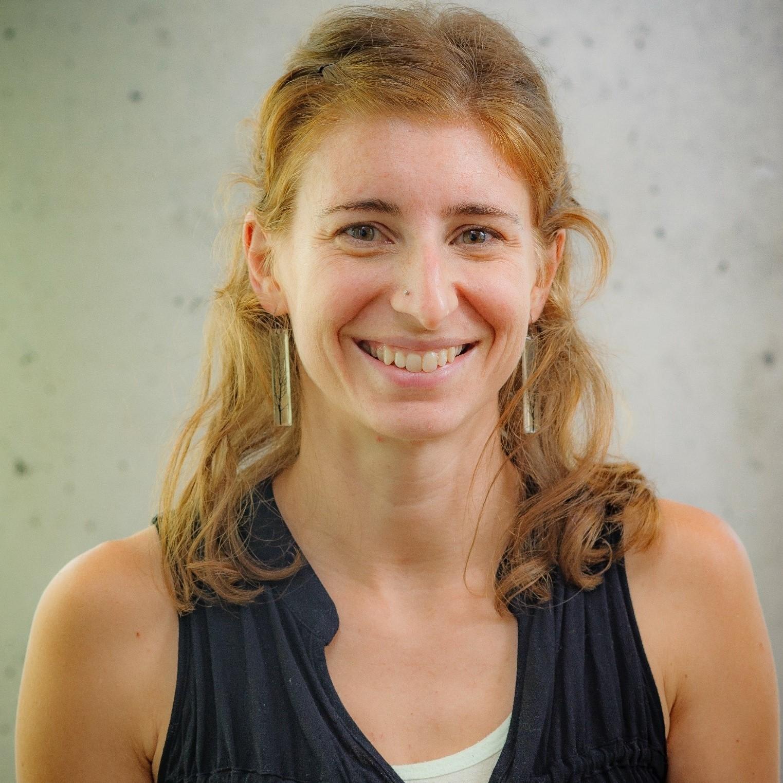 Portrait of Heather Kharouba