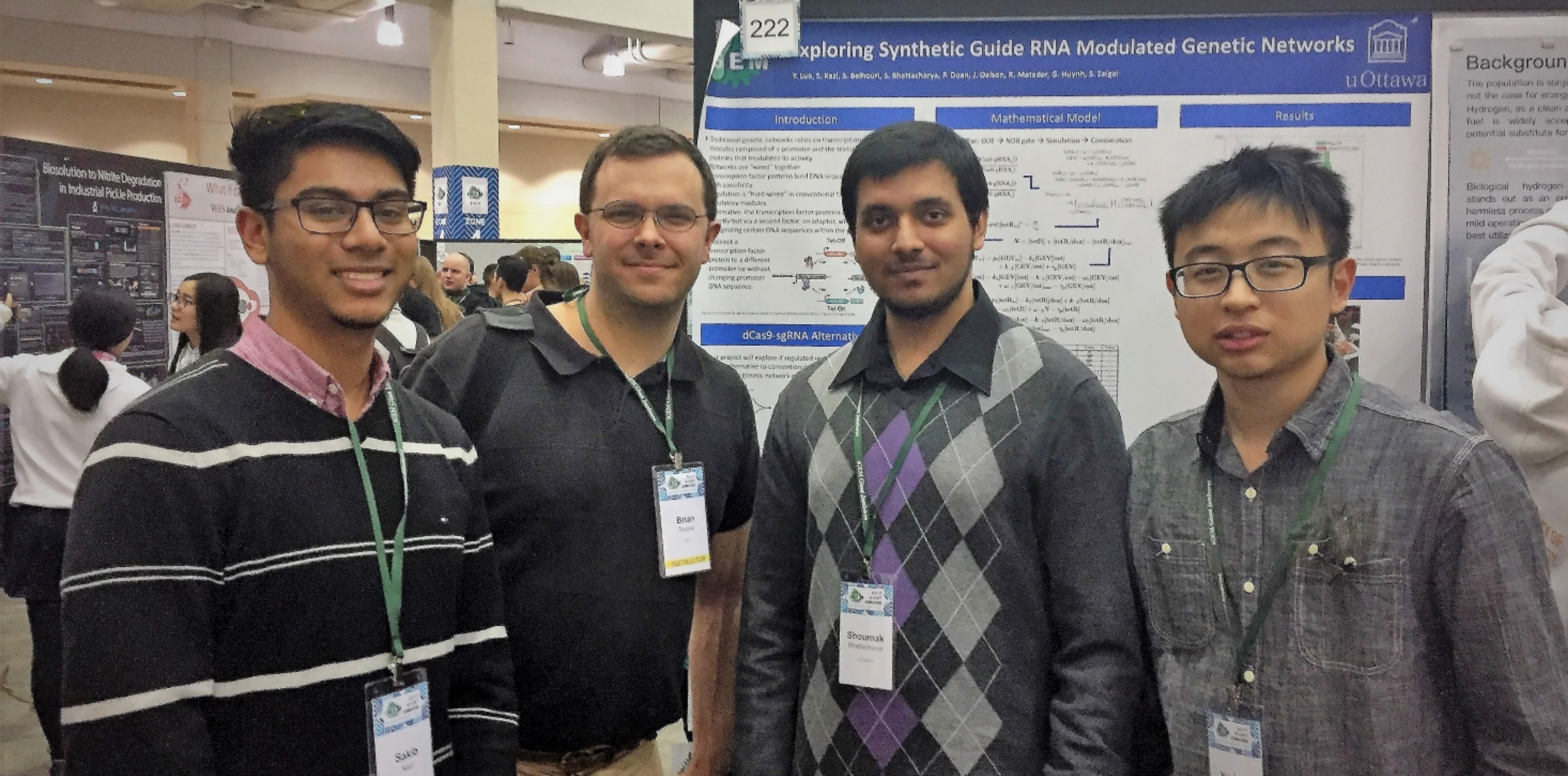 uOttawa team at iGEM