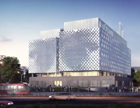 Future STEM building