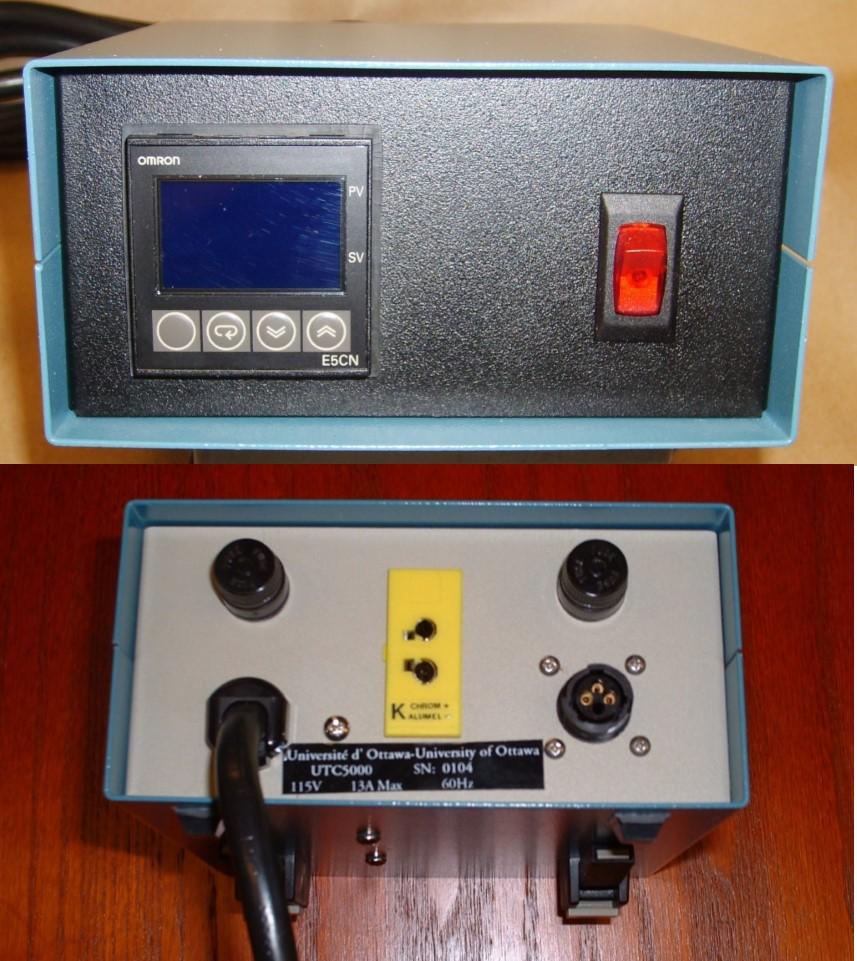 universal temperature controller utc 5000